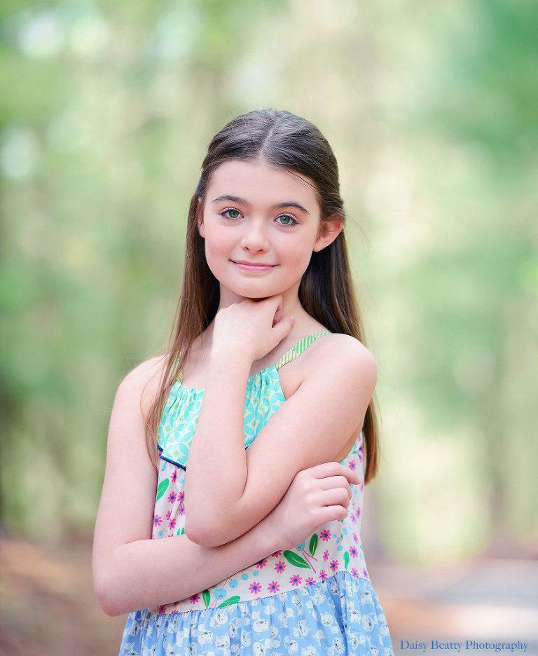 child modeling headshots nyc by daisy beatty