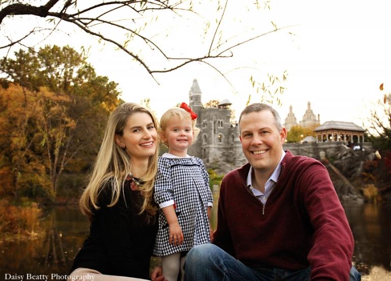 Central Park family portraits Daisy Beatty Photography