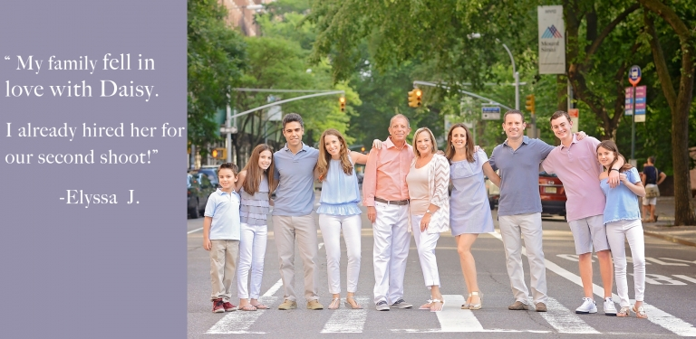 nyc photographer review of daisy beatty photography
