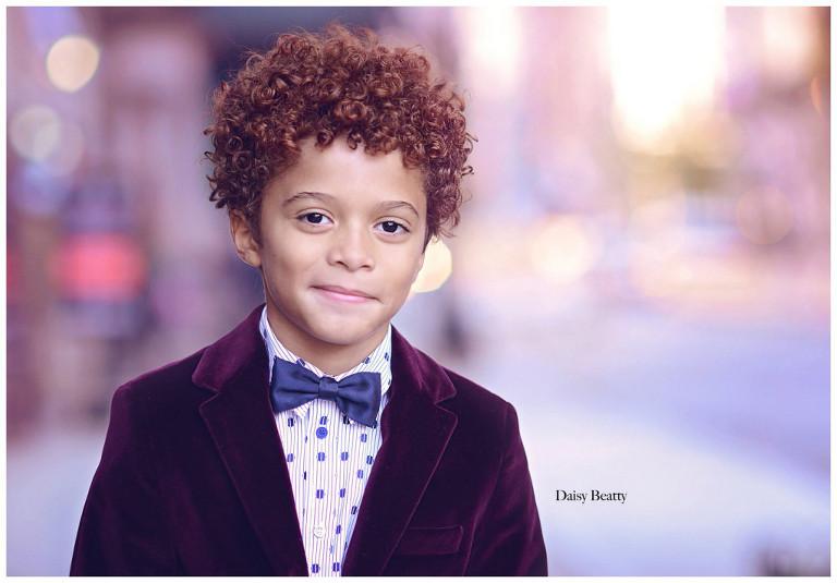 child headshot photography in nyc by daisy beatty