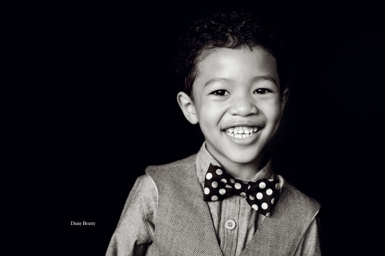 professionally styled child portrait in nyc by daisy beatty photography