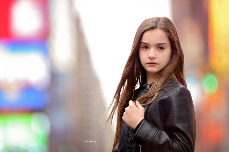 best child headshot photography nyc daisy beatty