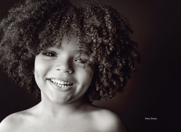 classic black and white child portraits in nyc by daisy beatty photography