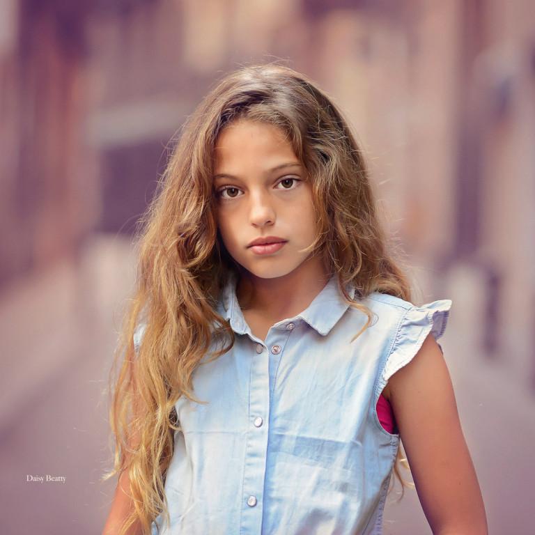 child portrait by daisy beatty photography