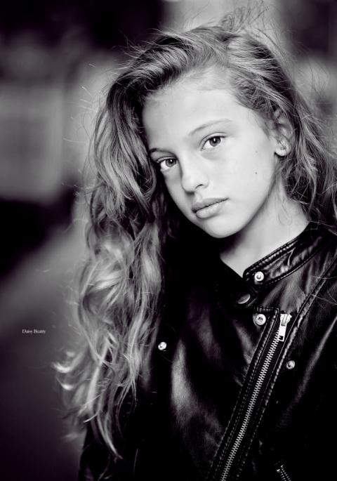 professional kid headshots nyc by daisy beatty photography