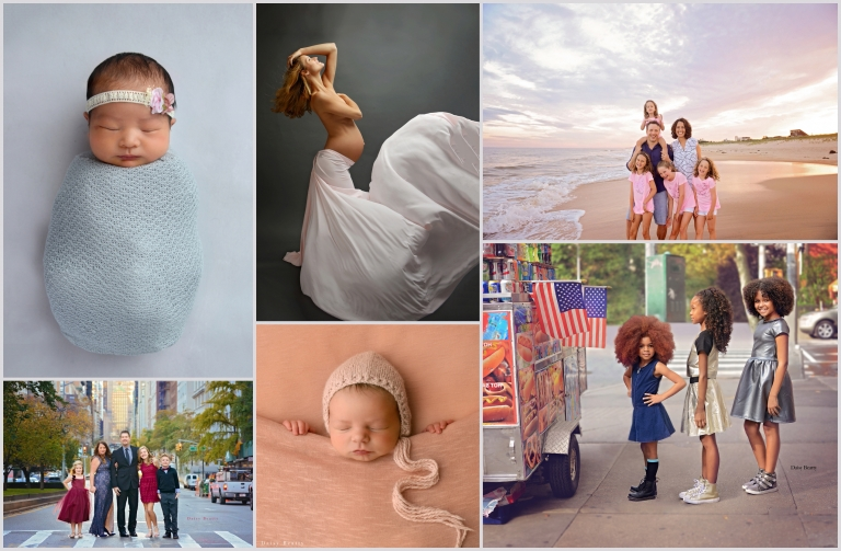 nyc photographer gift certificates