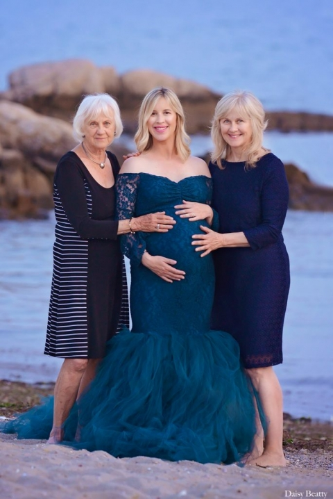 westchester pregnancy photography by daisy beatty
