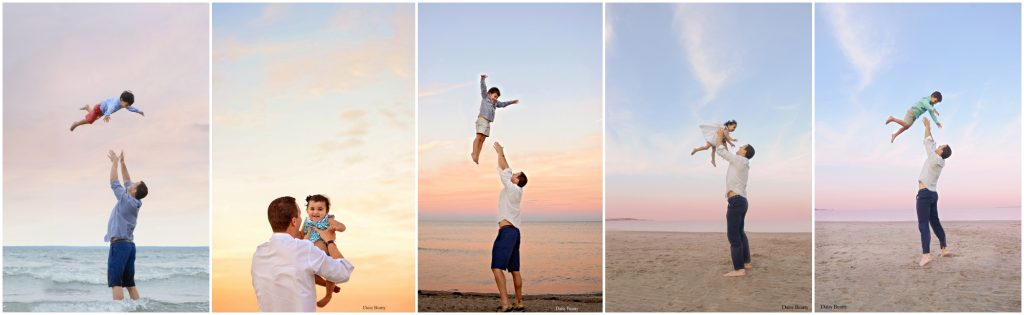family beach photography fairfield ct by daisy beatty