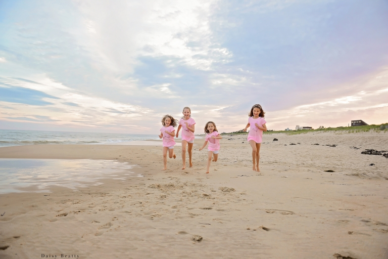 hamptons beach portraits by westchester family photographer daisy beatty