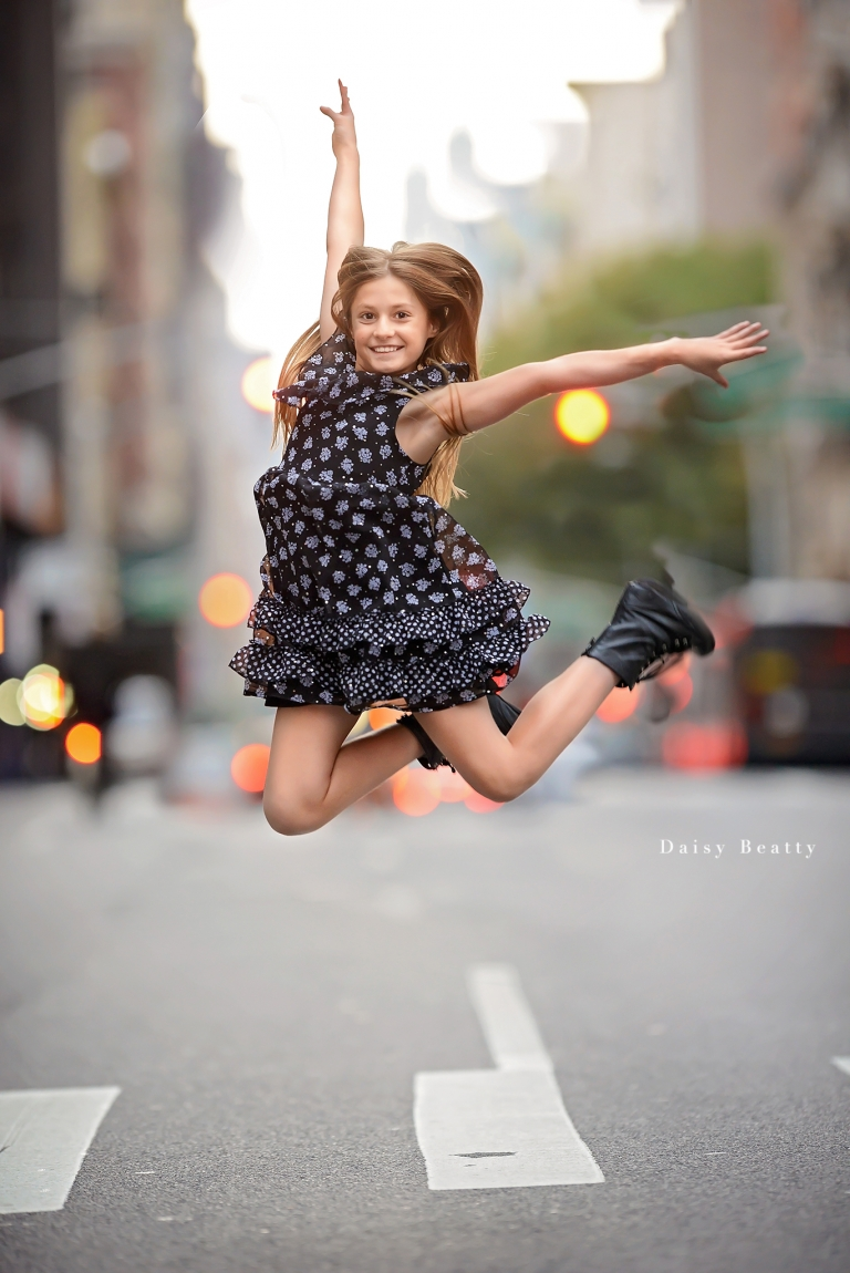 affordable dance photography nyc by daisy beatty