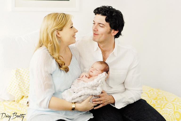 Daisy Beatty Photography NYC Newborn Portraits