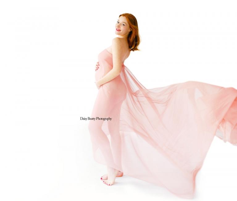 maternity portraits NYC daisy beatty photography