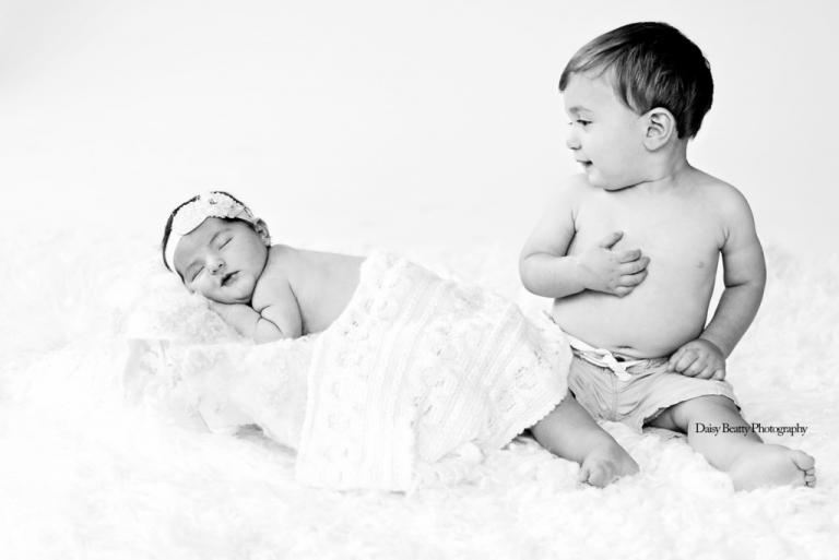 Daisy beatty photography newborn photos nyc irish twins