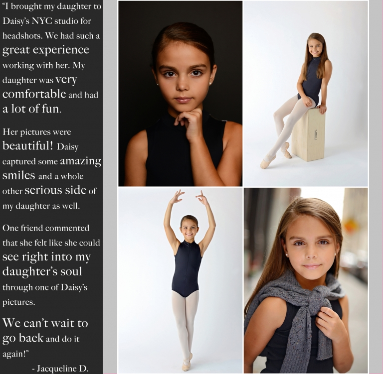 best dance photographer reviews nyc of daisy beatty