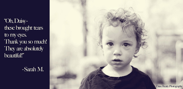 black and white portrait of a toddler twin in a park by daisy beatty photography