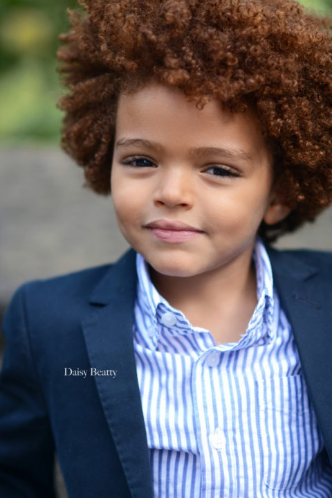 child headshot photographer nyc