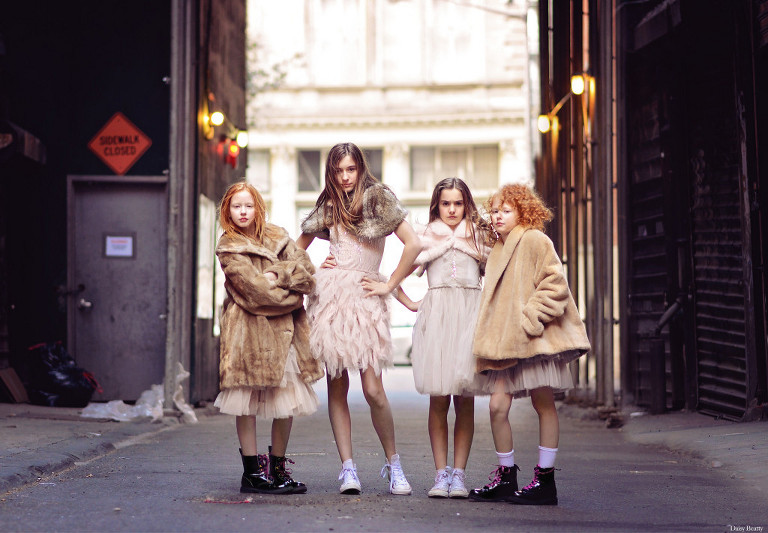 professionally styled child photo session in nyc by daisy beatty photography