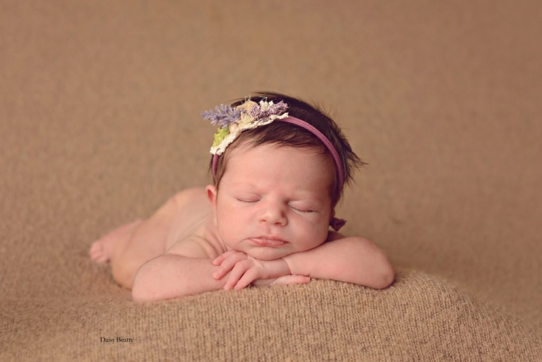 nine day old baby photography by manhattan newborn photographer daisy beatty
