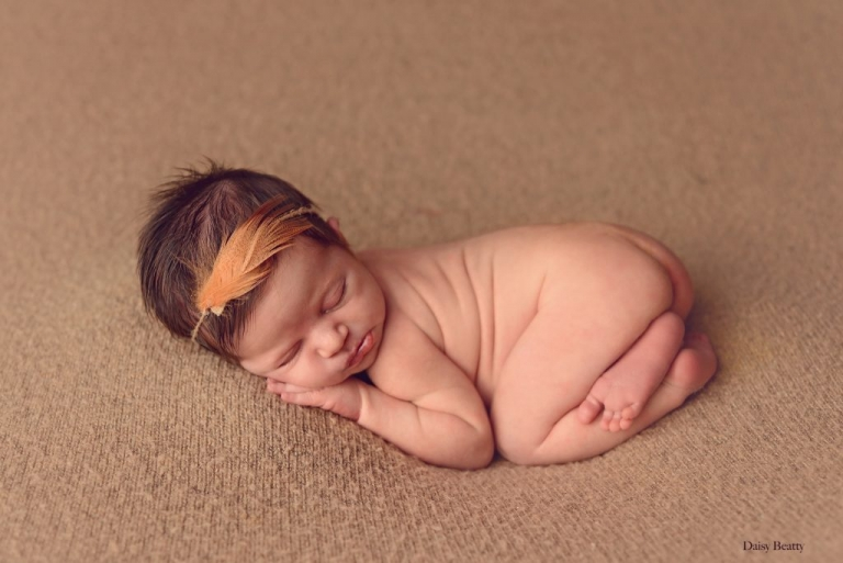 infant baby photos in manhattan by nyc newborn photographer daisy beatty