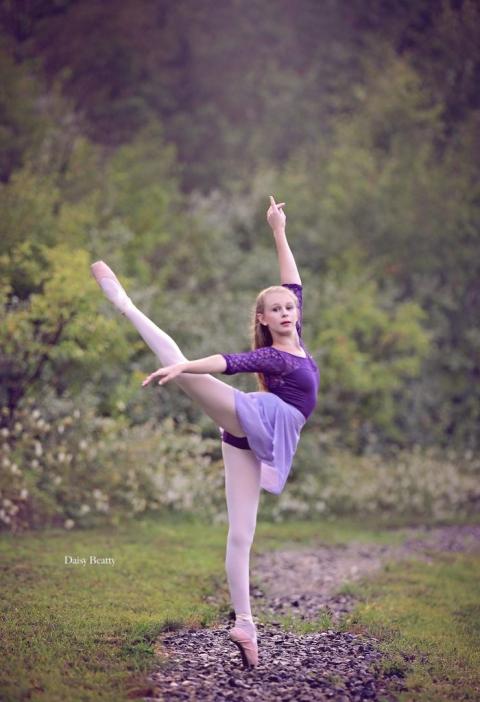 ballerina portraits in manhattan