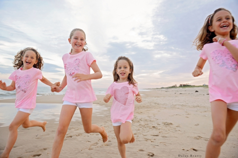 hamptons family beach photography by new york city photographer daisy beatty