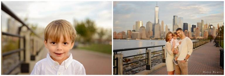 Family portraits by New York City photographer daisy beatty.
