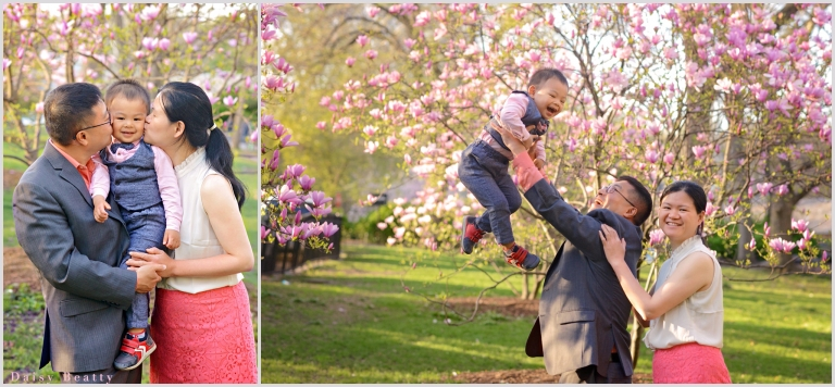 manhattan family photography in central park nyc