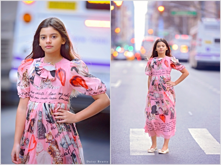 model test shoots in manhattan by daisy beatty photography