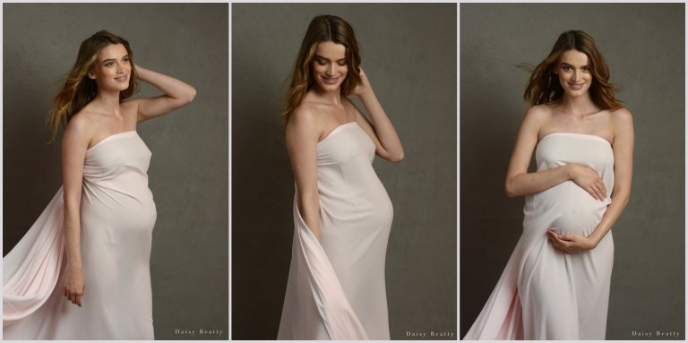 professional pregnancy photoshoots in nyc by daisy beatty