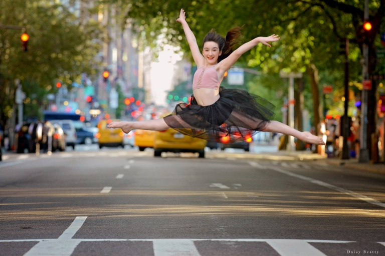 outdoor ballet photography nyc by daisy beatty