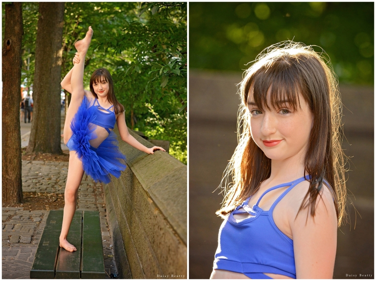 professional dancer portraits in nyc by daisy beatty photography