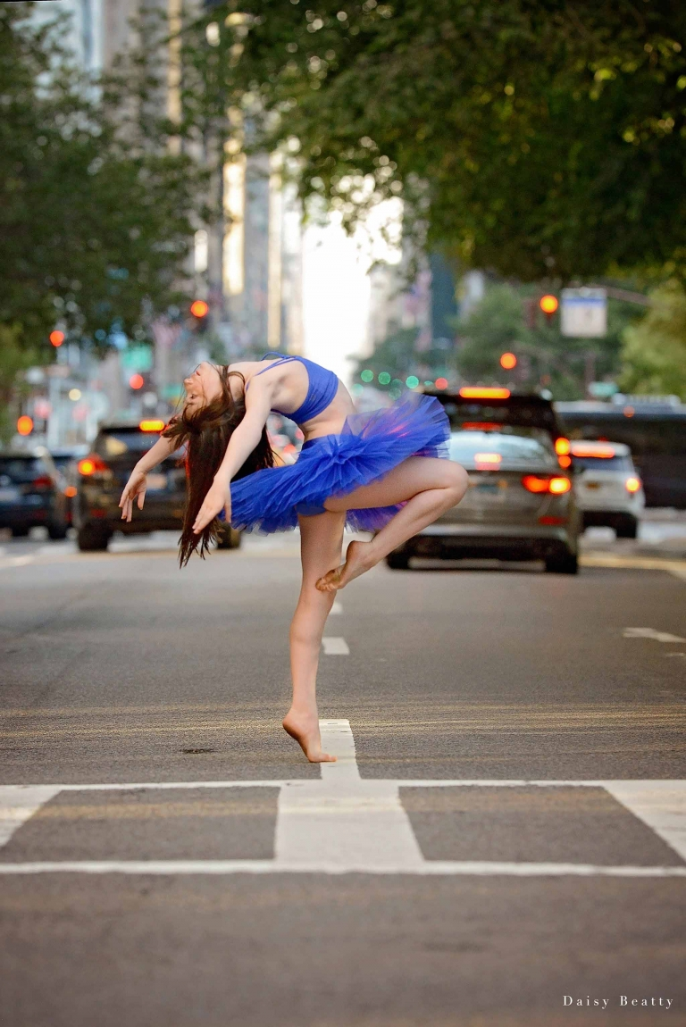 dance photographers nyc daisy beatty