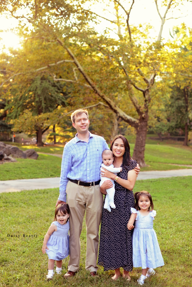 central park family session ideas