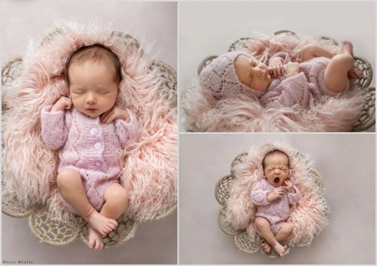newborn photography at home in Manhattan NYC by Daisy Beatty