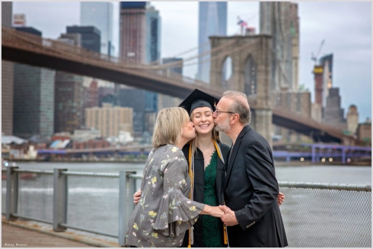 graduation portraits in brooklyn by daisy beatty