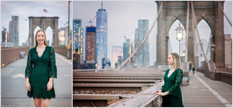 senior portraits nyc by daisy beatty