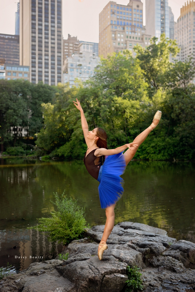 central park dance session