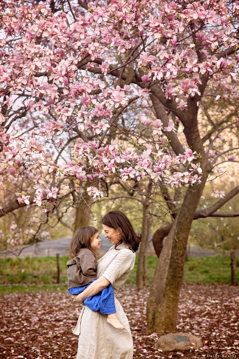 central park blossom dates