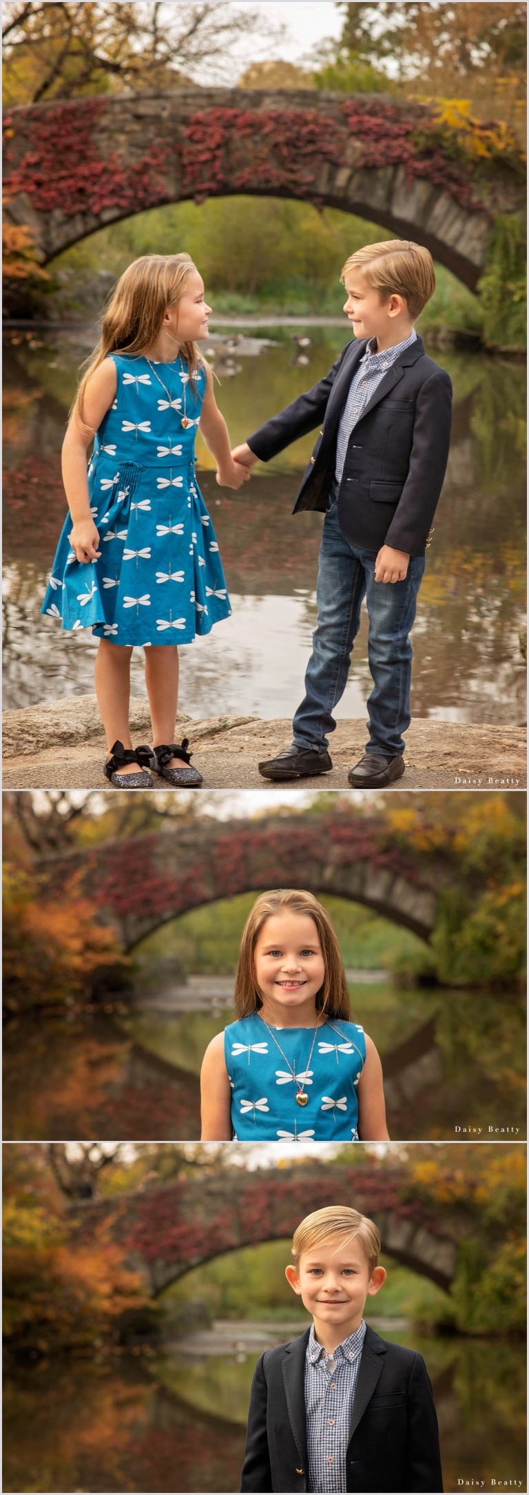 central park family photo locations