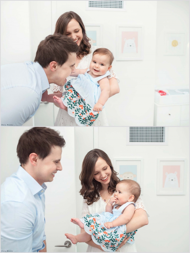indoor family photography in nyc by daisy beatty