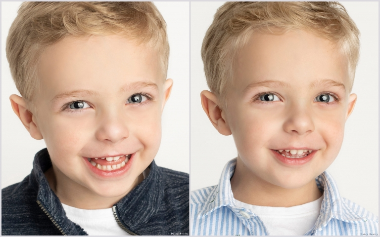 headshots for toddlers in nyc by daisy beatty photography
